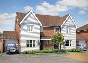 "3 bed property for sale in ""Maldon"" at ""Maldon"" At Wetherden Road, Elmswell, Bury St. Edmunds IP30"