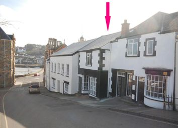 Thumbnail 3 bed flat for sale in Bridge Street, Bideford