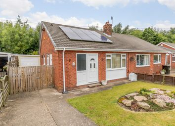 Thumbnail 1 bed semi-detached bungalow for sale in Weaponness Valley Road, Scarborough, North Yorkshire