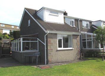 Thumbnail 3 bed semi-detached bungalow for sale in Clougha Avenue, Halton, Lancaster