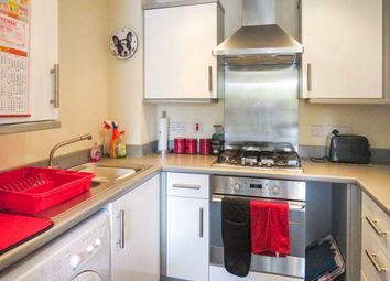 Thumbnail 1 bedroom flat for sale in Pavilion Close, Leicester