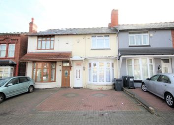 Thumbnail 3 bed terraced house for sale in Ridgeway, Birmingham