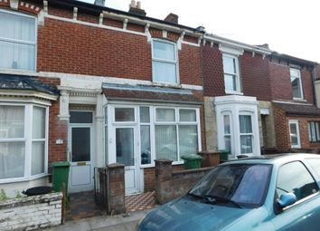 Thumbnail 2 bed terraced house to rent in Drayton Road, Portsmouth