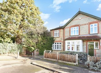 Thumbnail 4 bedroom detached house for sale in Poplar Grove, The Groves, New Malden