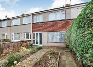 Thumbnail 3 bedroom terraced house for sale in Highworth Crescent, Yate, Bristol, Gloucestershire