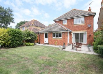 Thumbnail 4 bedroom detached house for sale in Kingfisher Court, Herne Bay