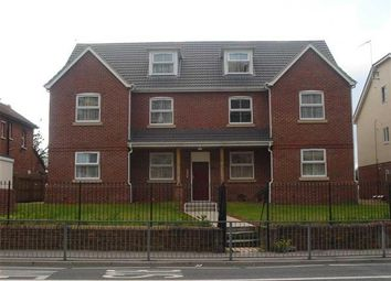 Thumbnail 1 bedroom flat to rent in Flat 13, 48 Wimborne Road, Poole