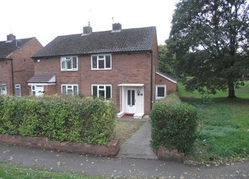 Thumbnail 2 bed semi-detached house for sale in Stourbridge, Wordsley, Swanfield Road