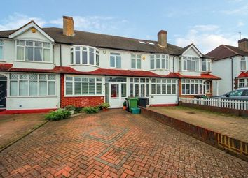 Thumbnail 3 bed terraced house to rent in Ardrossan Gardens, Worcester Park