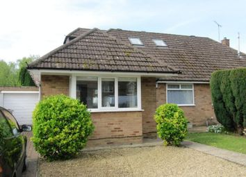 Thumbnail 4 bed semi-detached bungalow for sale in Send Road, Send, Woking