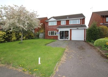Thumbnail 4 bedroom detached house for sale in Battenhall Road, Worcester, Worcester