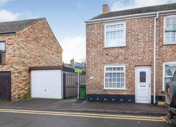 Thumbnail 2 bed end terrace house for sale in Falcon Lane, Whittlesey, Peterborough