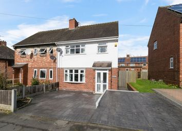 Thumbnail 3 bed semi-detached house for sale in Kings Drive, Helsby, Frodsham