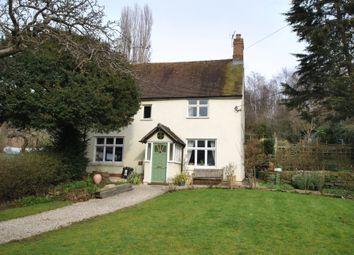 Thumbnail 3 bedroom detached house for sale in Arleston Village, Arleston, Telford, Shropshire