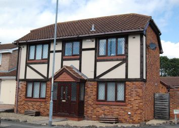 Thumbnail 3 bed detached house for sale in Kempton Avenue, Hereford