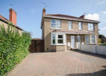 Thumbnail 3 bed semi-detached house for sale in Hill View, Soundwell, Bristol