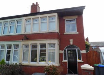 Thumbnail 3 bedroom semi-detached house for sale in North Avenue, Blackpool
