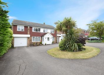 Thumbnail 4 bed property to rent in Salisbury Close, Worcester Park