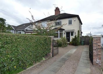 Thumbnail 3 bedroom semi-detached house for sale in Whitmore Road, Hanchurch Crossroad, Newcastle-Under-Lyme