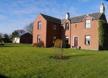 Thumbnail 4 bed detached house for sale in Blackdyke, Silloth, Wigton