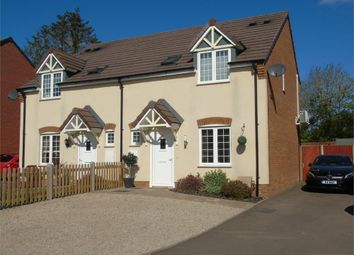 Thumbnail 3 bed semi-detached house for sale in Convent Drive, Stoke Golding, Warwickshire