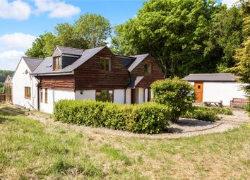 Thumbnail 5 bedroom detached house for sale in Baydon, Marlborough, Wiltshire