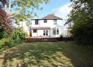 Thumbnail 4 bed detached house for sale in Barnett Wood Lane, Ashtead, Surrey