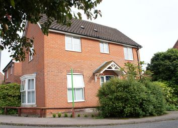 Thumbnail 3 bed detached house to rent in Willow Herb Walk, Wymondham