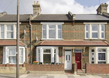 Thumbnail 3 bed terraced house to rent in Leggatt Road, London