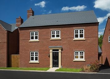 Thumbnail 4 bed detached house for sale in Wharford Lane, Runcorn
