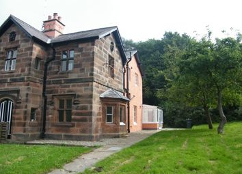 Thumbnail 3 bed property to rent in Vale Royal Locks, Davenham, Northwich