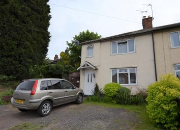 Thumbnail 3 bed town house for sale in Ratcliffe Road, Sileby, Leicestershire