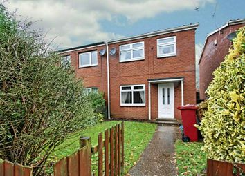 Thumbnail 3 bed semi-detached house for sale in Guildway Close, Bonby, Brigg