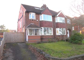 Thumbnail 5 bedroom semi-detached house to rent in Kedleston Road, Allestree, Derby
