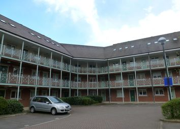 Thumbnail 2 bed flat to rent in Coach House Court, Loughborough
