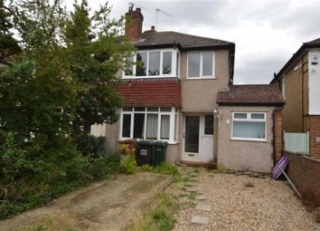 Thumbnail 4 bed semi-detached house for sale in Barton Way, Croxley Green, Rickmansworth, Hertfordshire