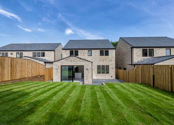 Thumbnail 4 bed detached house for sale in The Meadows, Moorbottom Lane, Greetland