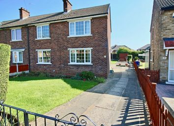 Thumbnail 3 bedroom semi-detached house for sale in Rowena Drive, Scawsby, Doncaster