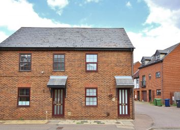Thumbnail 1 bed flat to rent in Robbs Walk, St. Ives, Huntingdon