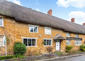 Thumbnail 2 bedroom terraced house for sale in Red Lion Street, Cropredy, Banbury, Oxfordshire