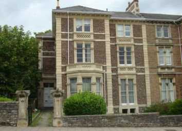 Thumbnail 3 bed flat to rent in Garden Flat, Pembroke Road, Clifton, Bristol