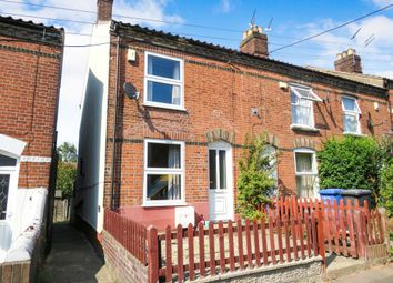 Thumbnail 3 bedroom end terrace house for sale in Albany Road, Norwich