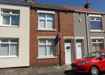 Thumbnail 2 bedroom terraced house for sale in Marlborough Street, Hartlepool