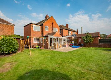 Thumbnail 4 bed detached house for sale in West Grove, Doncaster, South Yorkshire