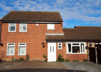 Thumbnail 5 bedroom link-detached house for sale in Robert Close, Wymondham