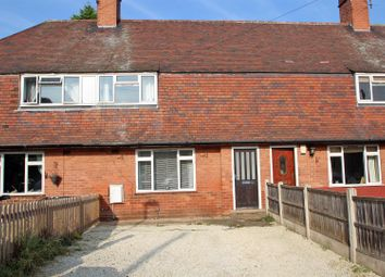 Thumbnail 2 bed terraced house for sale in Hemswell Close, Nottingham
