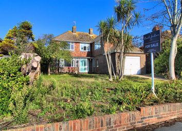 Thumbnail 4 bed detached house for sale in Sutton Avenue, Seaford, East Sussex
