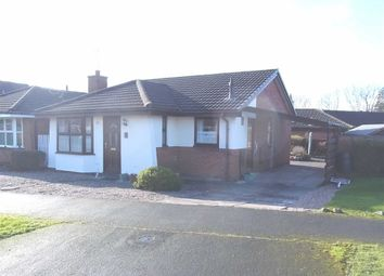Thumbnail 2 bed detached bungalow to rent in 7, Ambleside Road, Oswestry, Shropshire