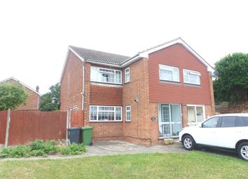 Thumbnail 3 bed semi-detached house to rent in Vale Road, Dartford
