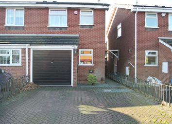 Thumbnail 2 bed semi-detached house for sale in Westbourne Road, Darlaston, Wednesbury